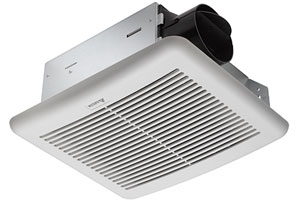 Compact Bathroom Ventilation Fan