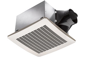 Bathroom Ventilation Fan with Humidity Sensor