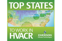 HVAC top places to work
