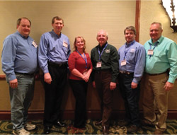 Council of Air Conditioning and Refrigeration Educators officers