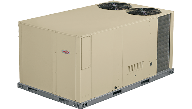 Lennox Industries Landmark high-efficiency rooftop unit