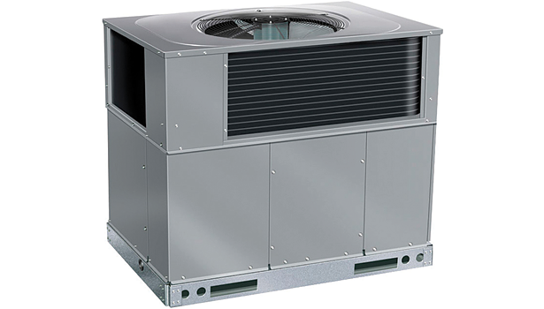 Arcoaire PDS4 package dual fuel heat pump