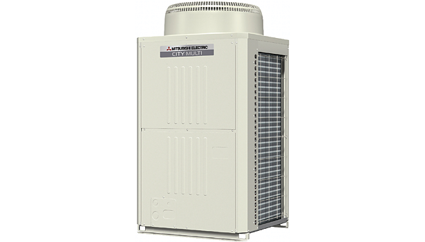 Mitsubishi Electric Cooling & Heating City Multi R2-Series VRF zoning system/PURY-P144TKMU-A heat pump and heat recovery system