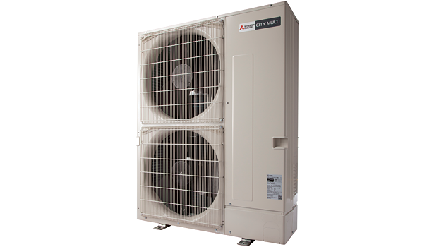 Mitsubishi Electric Cooling & Heating City Multi S-Series VRF Zoning System/PUMY-P60NKMU heat pump