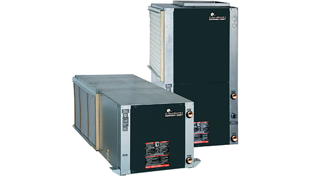 ClimateMaster Tranquility 22 two-stage compact (TY) series water-source and geothermal heat pump