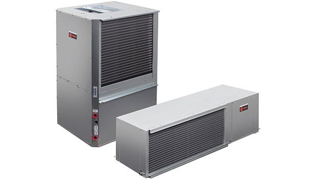 Trane Axiom variable-speed water-source heat pumps, Models VSV and VSH