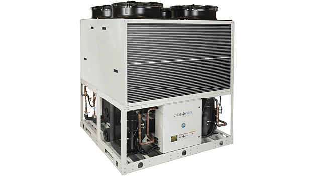 ClimaCool UCA package air-cooled modular chiller