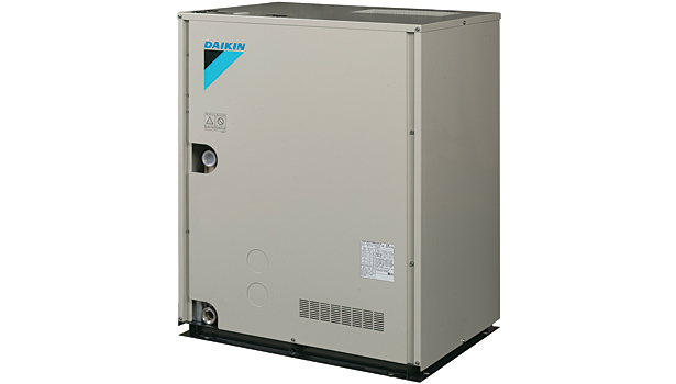 Daikin RWEYQ_PYDN water-cooled VRV heat pump and heat recovery system