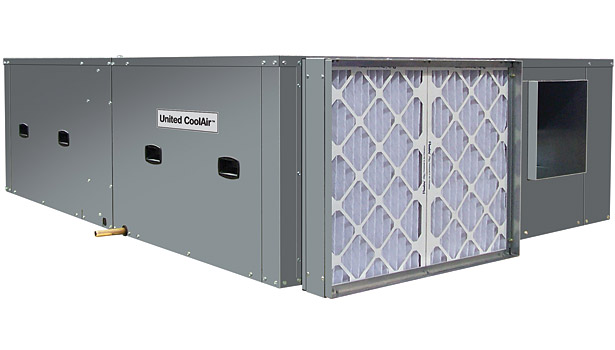 United CoolAir Corp. C-13 Series horizontal package or split system