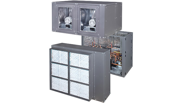 United CoolAir Corp. VariCool EZ-Fit Series water-cooled modular self-contained unit