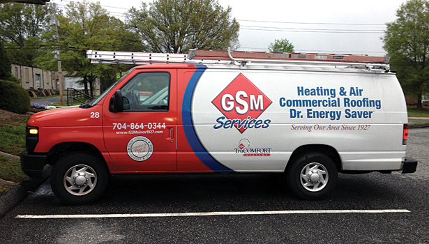 GSM Services of Gastonia, N.C., enforces a strict policy of no cell phone usage for drivers of company vehicles. The contractor has trained employees specifically on safe driving and repeats the training as part of its annual safety program.