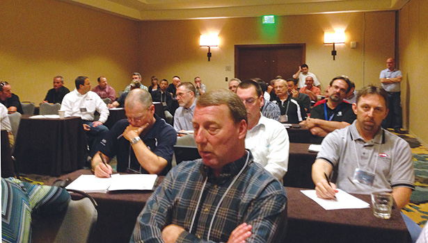 Chiller System Group members learn how to make money on full-coverage chiller contracts.