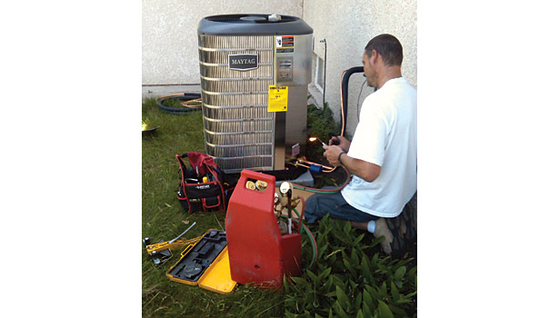 Swenson Heating & Air Conditioning has found that air-source heat pumps, along with off-peak electric rates, offer a much more efficient and affordable system.