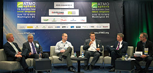 Panel discussions at the first ATMOspheres America event in 2012 will be part of the second such event this June in Washington, D.C.