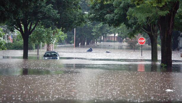 Meteorologists are predicting a hot summer and some extreme weather, including flooding.
