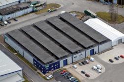 Camfil Opens U.K. Facility