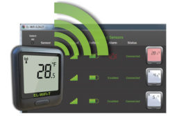 Lascar Electronics Inc.: Temperature Wireless Data Logger