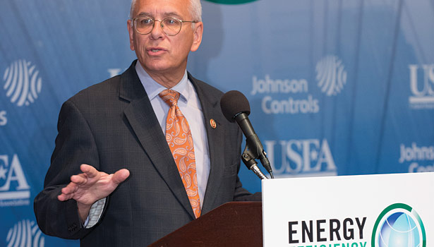 By pursuing energy efficiency, we can really grow our economy, stated Rep. Paul Tonko, D-N.
