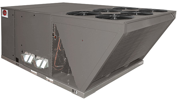 "Bronze Winner: Rheem Prestigeâ""¢ Series Line of High Efficiency Commercial Package Units, Models RKRL-H, RLRL-H"