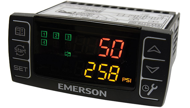 "Silver Winner: Emerson Climate Technologies Emersonâ""¢ Closed Loop Digital Controller"