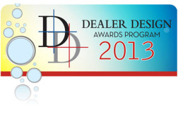 2013 Dealer Design Award Winners