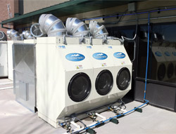Coolerado Corp.: Indirect Evaporative Cooling A/C Unit