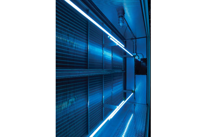 UV Resources: Ultraviolet Lamp System