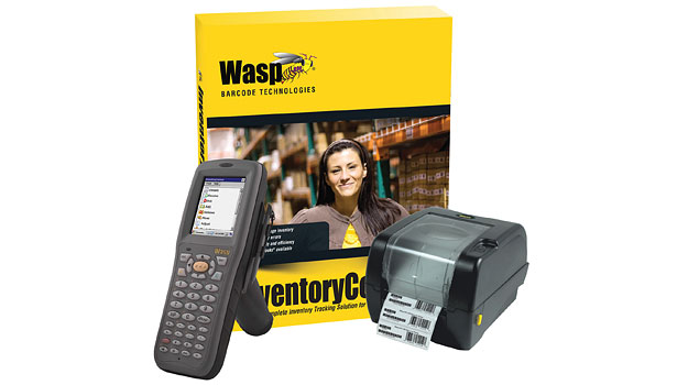 Wasp Inventory Control system