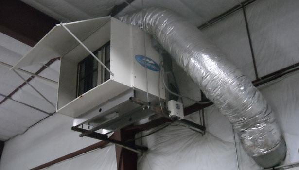 Coolerado 6-ton air conditioning unit