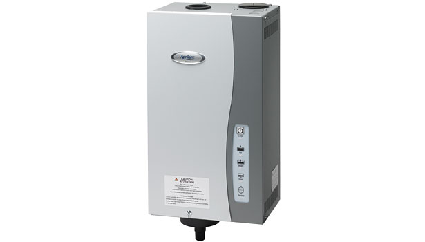 Aprilaire is best known for its humidifiers, including the Model 800 Residential Steam Humidifer, which can steam humidify homes up to 6,200-square-feet.