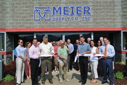 Meier Supply Opens Shop