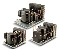 Indoor Air-Cooled Condensing Units