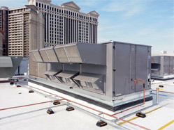 Thybar Corp Vibration Isolation Rooftop Unit Curb 2013