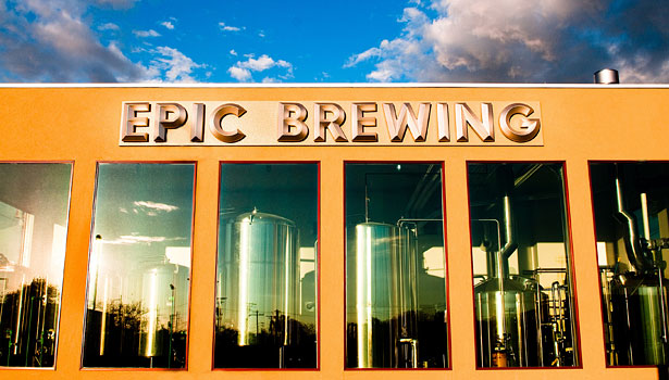 EPIC Brewing Co. facility