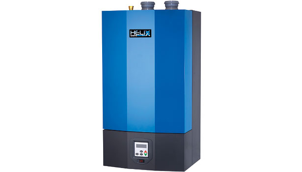 Dunkirk Boilers Helix VLT 299 wall-hung, modulating, condensing boiler