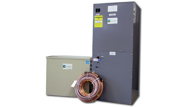 EarthLinked Technologies SC and SD direct geoexchange split system heat pump