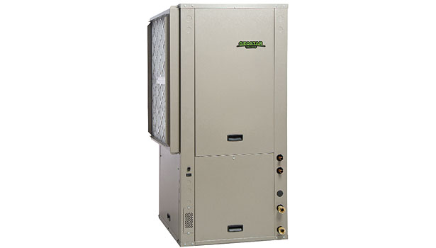 GeoStar Sycamore variable capacity geothermal heat pump