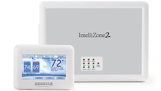 GeoStar IntelliZone2 geothermal zoning solution