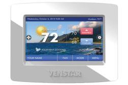 Venstar Inc.: Supply-Air Sensor Monitoring Thermostat