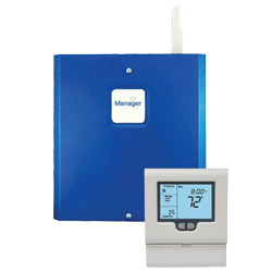 Jackson Systems LLC: Wireless Thermostat System