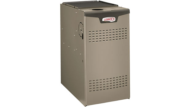 Lennox Industries EL180E gas furnace