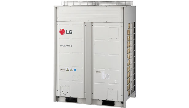 LG Electronics USA Inc. Multi V IV VRF system with heat recovery