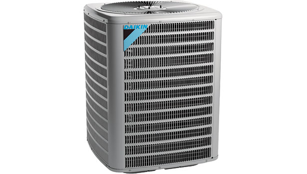 Daikin DZ13 commercial heat pump