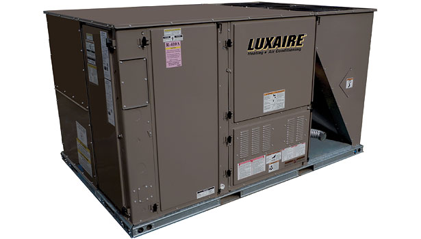 Luxaire Ovation ultra high-efficiency package unit