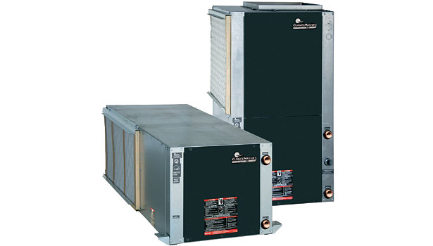 ClimateMaster Tranquility® 22 two-stage compact (TY) series water-source and geothermal heat pump
