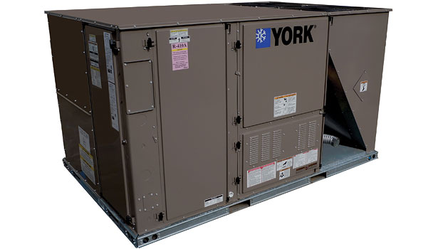 York Predator ultra-high-efficiency package unit