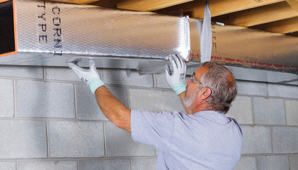 Duct Insulation On The Rise In Retrofit 2013 10 21