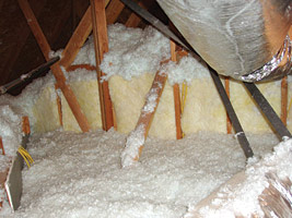 Issues such as wet insulation can mimic the smell of dirty sock syndrome. Condensate pans and drainage are other places to look for any type of biological growth as well.