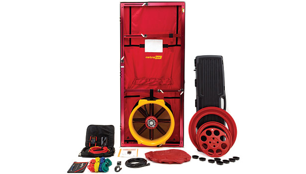 Retrotec Blower Door, chosen by: Rob Minnick, CEO/president, Minnick's Heating and Cooling, Laurel, Md.