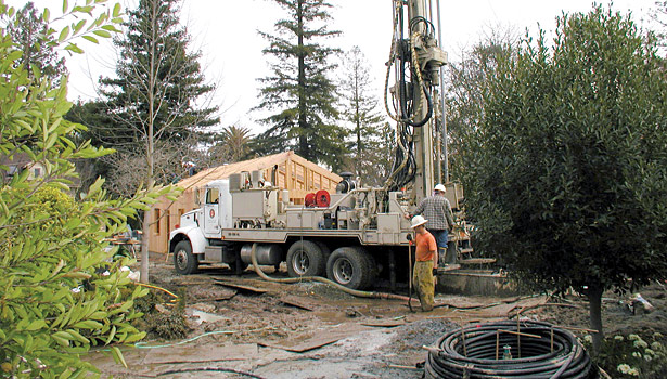 Aggressive building standards and codes are leading to more geothermal system installations.